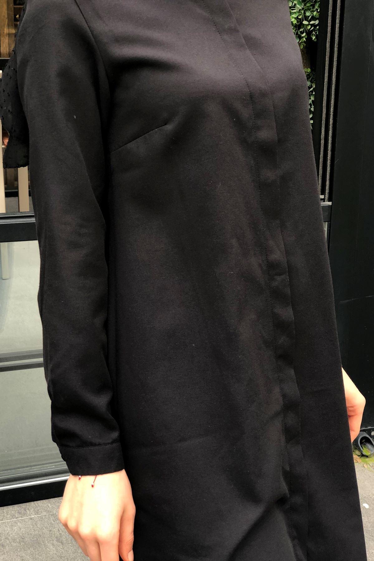 Lida Basic Gömlek - SİYAH
