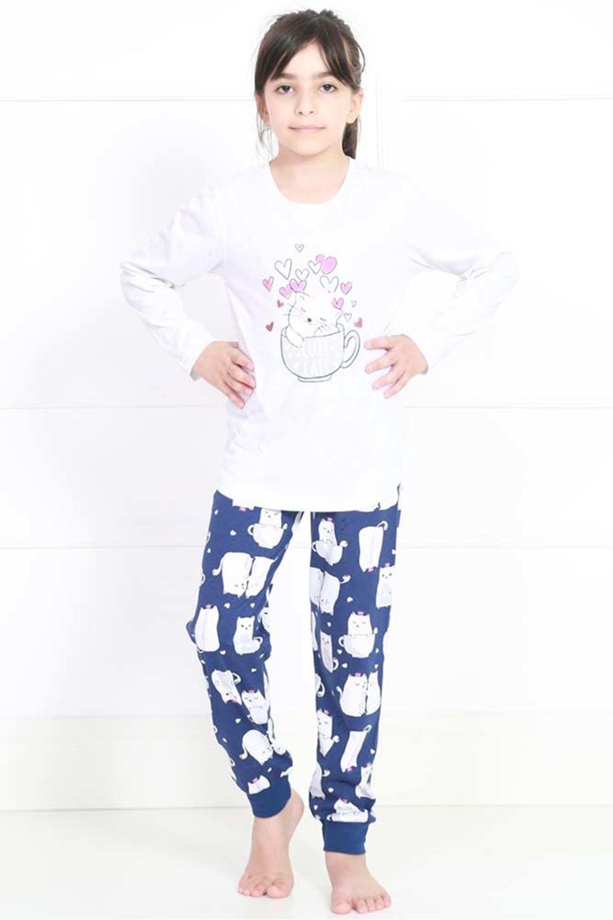 Uzun Kol Pijama Takım