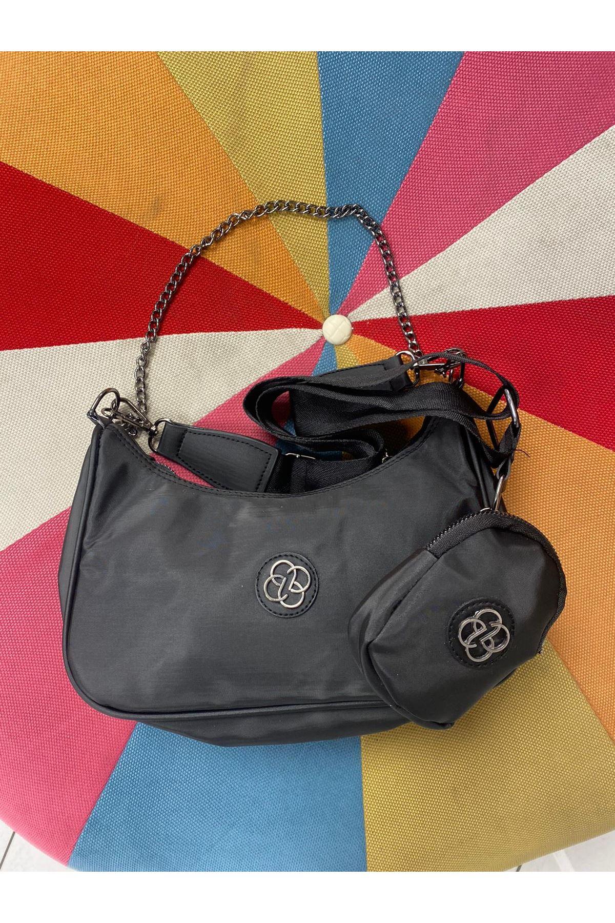 New Fashion Çanta- Siyah